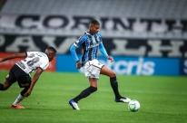 Com dois jogadores a mais, Grêmio apenas empata com o Corinthians