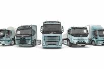 Volvo terá linha completa de caminhões elétricos na Europa