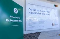 Hospital Vila Nova inaugura 20 leitos de UTI e amplia atendimento emergencial