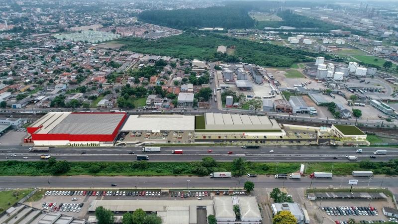 Complexo Multistop tem previsão de inauguração para março do próximo ano