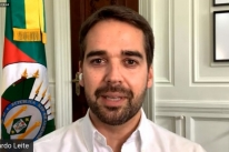 Leite confirma que negocia aquisição de doses da Coronavac junto ao Butantan