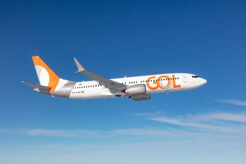 Gol foi a primeira companhia aérea no mundo que decolou a aeronave após revogação da suspensão