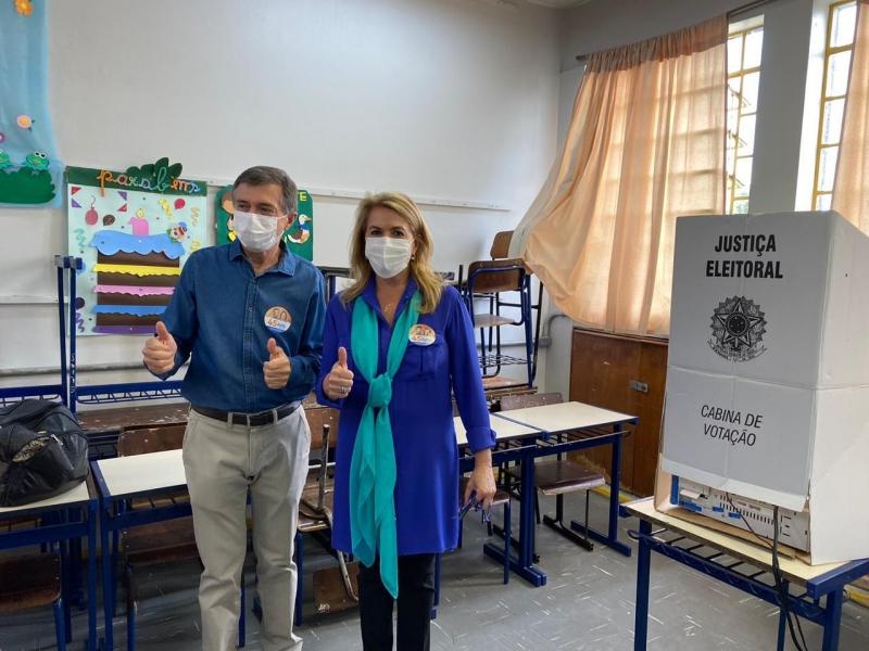 Candidato do PSDB garantiu a votação necessária para tornar-se o novo prefeito na Serra