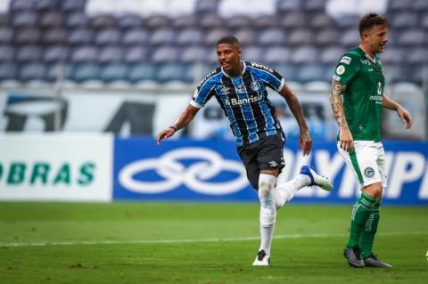 Brasileirão: Grêmio vence jogo atrasado e cola no G-6