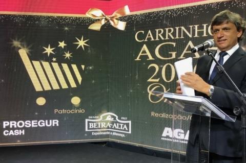 Carrinho Agas celebra destaques do setor supermercadista