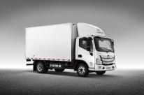 Foton traz para o Brasil nova geração de caminhões urbanos