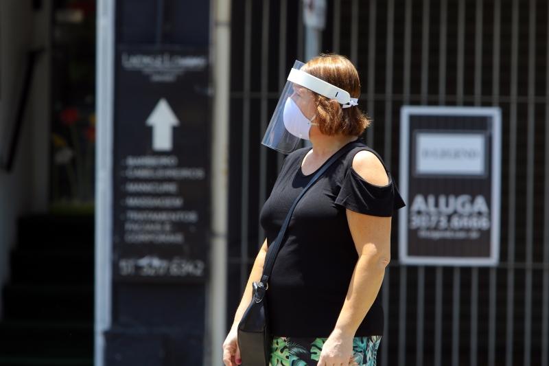 Pandemia impôs cuidados, como uso da máscara, e necessário distanciamento e novos hábitos