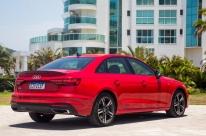 Audi A4 vem reestilizado e com versão