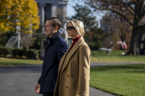 Filha de Trump é interrogada sobre suposto uso irregular de fundos