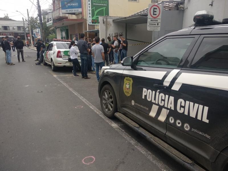 Polícia Civil de Santa Catarina trabalha com diferentes frentes na investigação