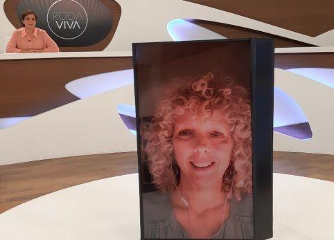 Vera Magalhães comanda sabatina com Jennifer Morgan às 22h de segunda-feira (7) na TV Cultura