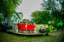Noite dos Museus instala molduras em pontos turísticos de Porto Alegre
