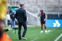 Portaluppi elogia intensidade do Grêmio: 'Joga o melhor futebol do Brasil'
