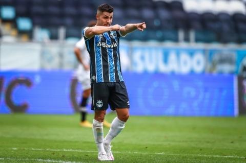 Com mistério em relação a Jean Pyerre, Grêmio recebe o Santos pela Libertadores
