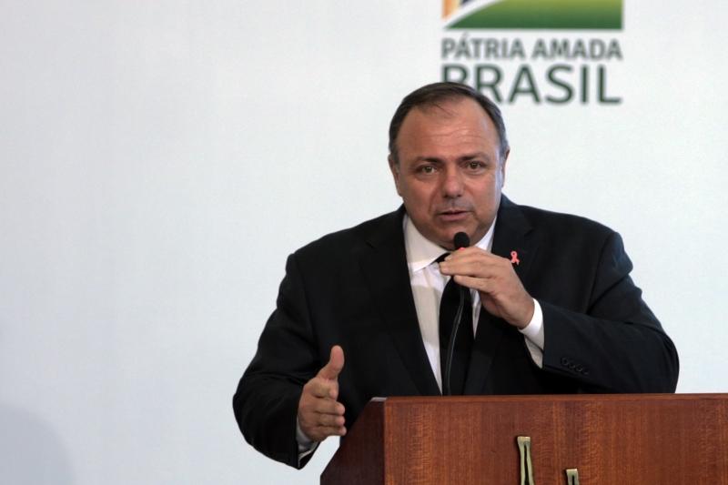 Pazuello afirmou que a importação para o setor privado será autorizada pelo governo