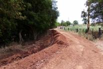 Prefeitura de Ernestina instala nova rede de água