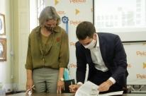 Pelotas firma convênio com o Estado para projeto do HPS