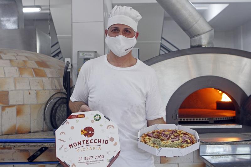 A Montecchio já nasceu focada no delivery em 2016