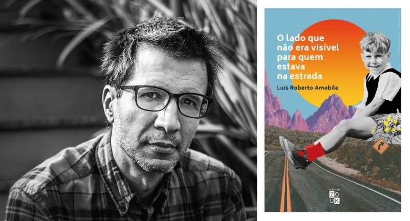 Autor apresenta 'O lado que não era visível para quem estava na estrada' em bate-papo online