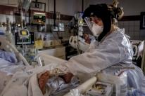RS tem mais de 2,1 mil novos casos de Covid-19 e ultrapassa 8,4 mil óbitos pela doença