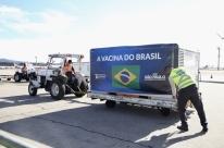 Lote com mais 2 milhões de doses da Coronavac chega a São Paulo