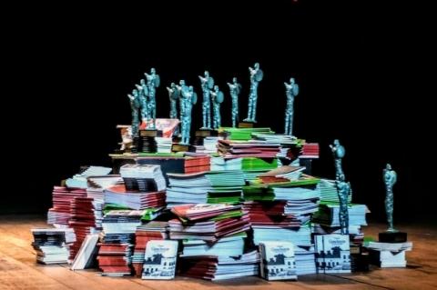 Revelados os vencedores do Troféu Açorianos de Literatura deste ano