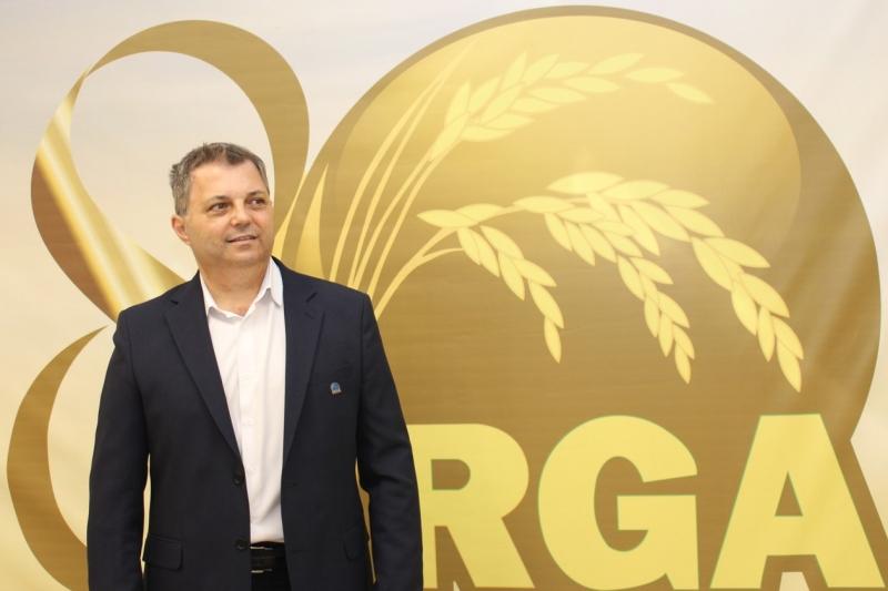 Ivan Bonetti assumiu a presidência do Irga em dezembro e tem com uma das metas ampliar os recursos para o instituto