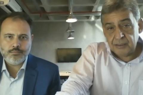 Sem o titular da Saúde, Melo anuncia sete secretários da nova administração de Porto Alegre