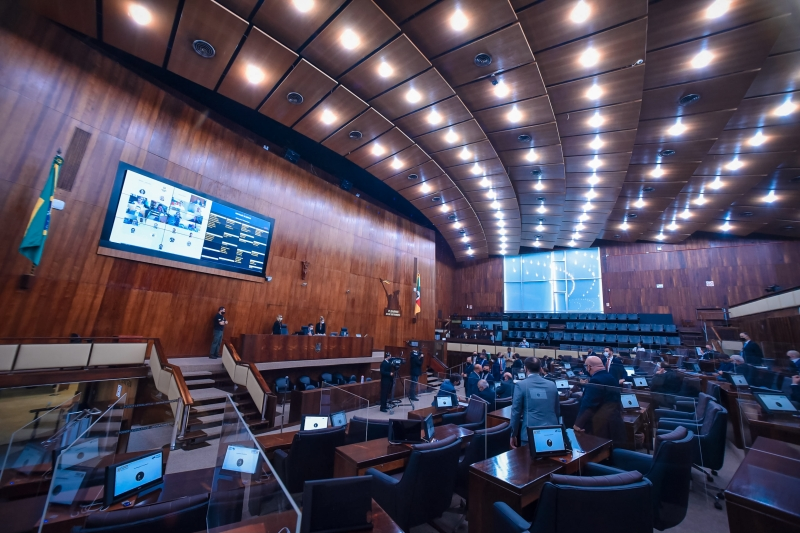Seis projetos em regime de urgência devem ser analisados em plenário