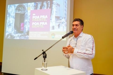Secretário Luciano Alabarse faz balanço de quatro anos em Porto Alegre