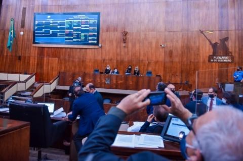 Deputados aprovam manutenção da majoração das alíquotas de ICMS em 2021