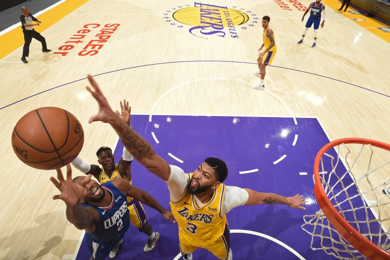 Vitória dos Clippers por 116 a 109, no Staples Center, marcou a rodada de abertura da NBA