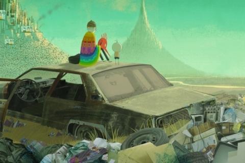 TV Cultura destaca na programação animação infantil brasileira