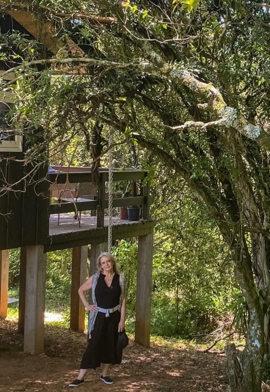 Victoria Glumcher é proprietária do Studio da Árvore, em Lindolfo Collor