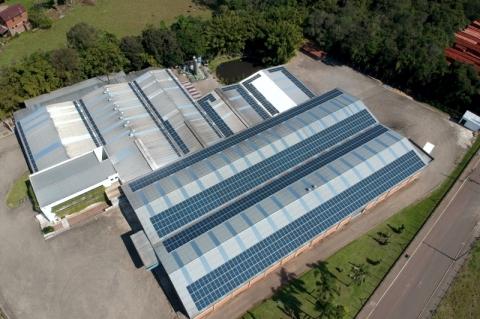 Geração fotovoltaica dobra no RS em 2020