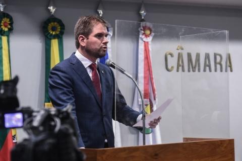 Márcio Bins Ely destaca desafio da revisão do Plano Diretor