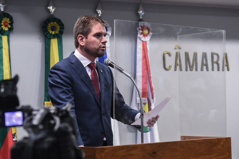 Vereador do PDT preside a Câmara no ano em que o Legislativo irá debater o tema