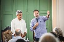 Sebastião Melo faz vistorias na Orla da Zona Sul e no Lami neste domingo