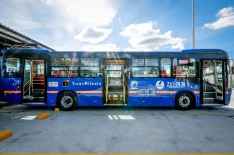 BYD acelera eletrificação do transporte coletivo de Bogotá