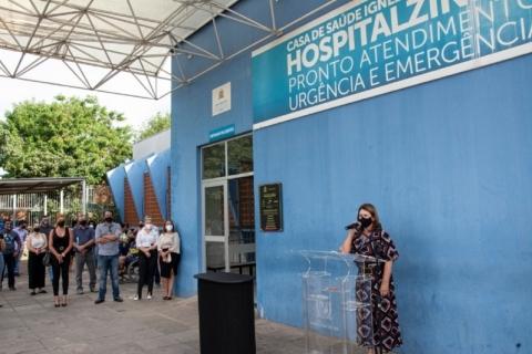 Hospital de Santa Cruz do Sul volta a atender 24 horas por dia