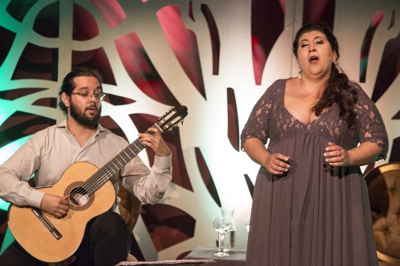 Duo Abreu&Spinelli encerra projeto 'The Food of Love' com material disponibilizado na internet