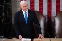 Vice de Trump, Pence defende punições máximas para invasores do Congresso