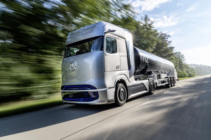 Além de eliminar a poluição, os caminhões a hidrogênio fomentarão novas atividades econômicas