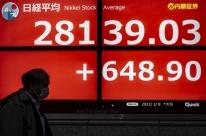 Maioria das bolsas asiáticas fecha em alta, embalada por política dos EUA e Hyundai