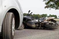 Quase 28% dos motociclistas envolvidos em acidentes com morte não eram habilitados