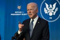 Biden pretende formar coalizão de países para pressionar China