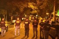 Guarda Municipal de Porto Alegre dispersa aglomerações na madrugada