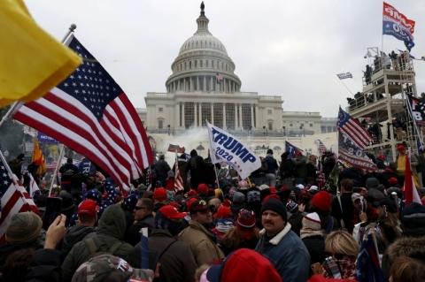 Apoiadores de Trump prometem voltar a Washington no dia da posse de Biden