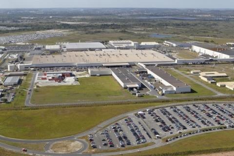 Ford fechará fábricas no Brasil, incluindo a da Bahia, que quase foi montada no RS