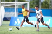 Portaluppi pode ter força máxima para enfrentar o Palmeiras